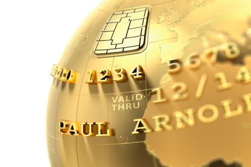金色地球银行